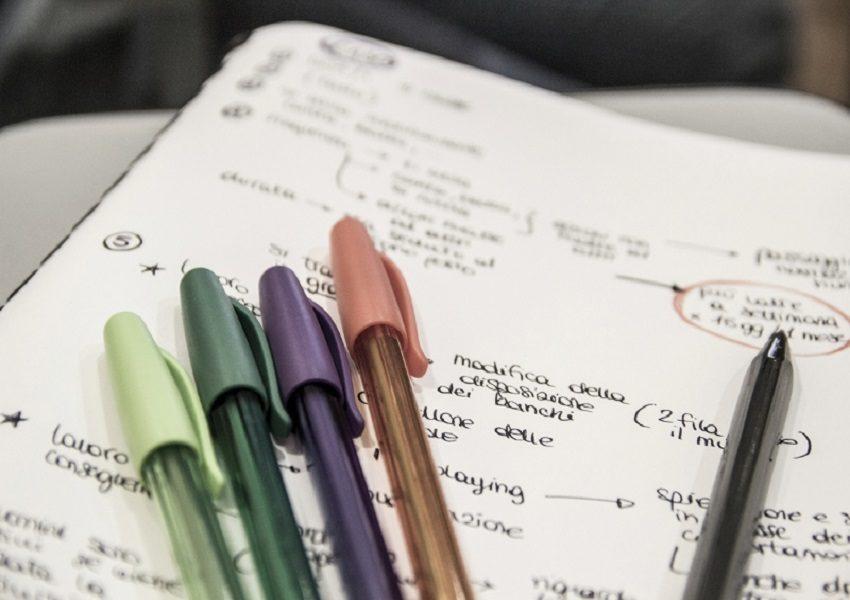4 metodi di studio da utilizzare alle scuole superiori
