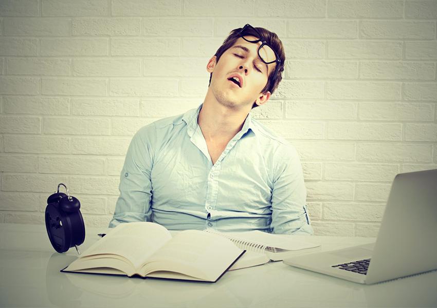 3 consigli utili per studiare nonostante la stanchezza