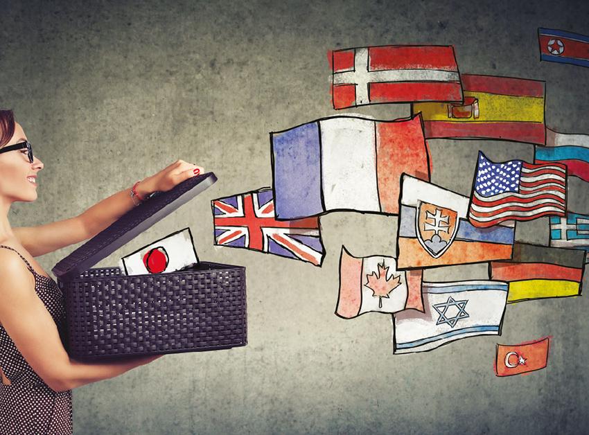 5 regole per imparare velocemente una nuova lingua